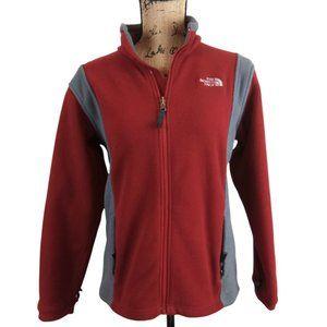 The North Face Color Blocked Fleece Jacket